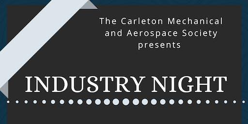 CMAS Industry Night
