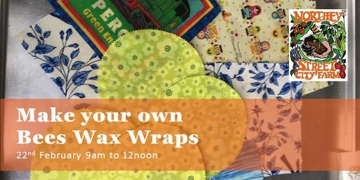 Make your own Bees Wax Wraps