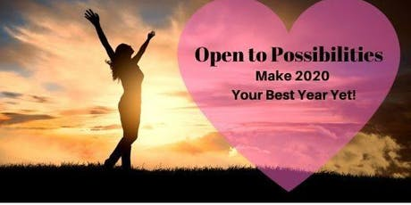 Open to Possibilities- Create Your Success Plan for 2020 tickets