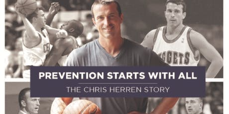 The Chris Herren Story - Prevention Starts With All (E) tickets