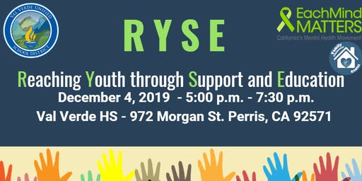 Reaching Youth through Support and Education 2019