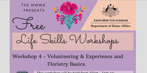 MWWA Life Skills Workshop Series 4