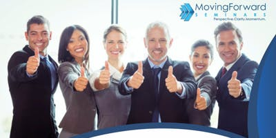 The MOVING FORWARD Personal Growth Experience!