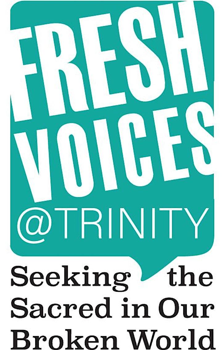Fresh Voices @ Trinity: A Conversation with Nadia Bolz-Weber image