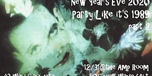NYE 2020 Party like its 1989