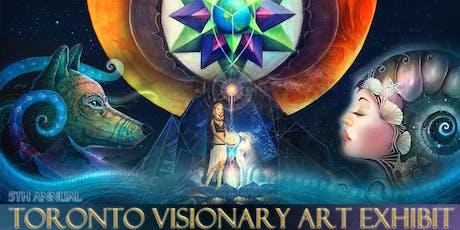 Toronto Visionary Art Exhibit 2019 tickets
