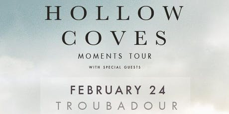 Hollow Coves tickets