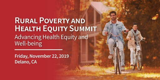 Rural Poverty & Health Equity Summit