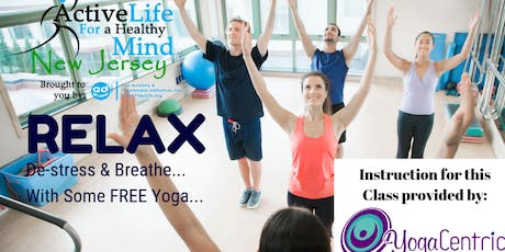 FREE Yoga Class at the Clifton Library - 1/18/20 tickets