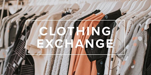 Clothing Exchange Party!