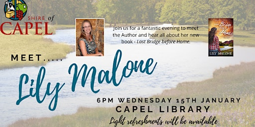 Author Talk - Lily Malone