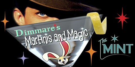 "Dimmare's Martinis and MAGIC ®...""with a twist of Comedy and a Hula Girl !"" tickets"