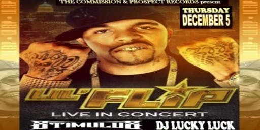 LIL FLIP w/ Stimulus + DJ Lucky Luck Denver CO