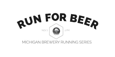 Jolly Pumpkin 5K - Michigan Brewery Running Series tickets