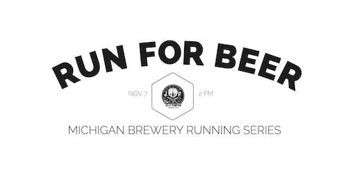 Jolly Pumpkin 5K - Michigan Brewery Running Series