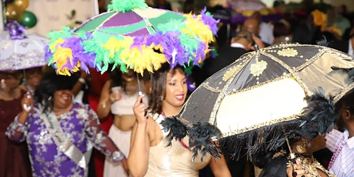 Atlanta Mardi Gras Ball 2020