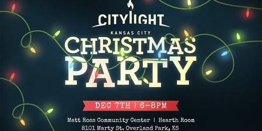 Inaugural Citylight KC Christmas Party