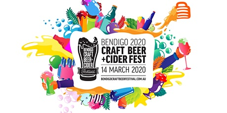 2020 Bendigo Craft Beer & Cider Festival tickets