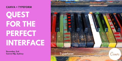Innovating with purpose : Typeform's quest for the perfect interface
