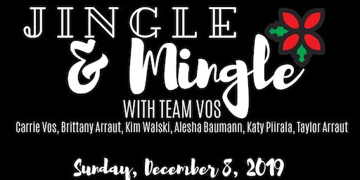 Jingle And Mingle With Team Vos