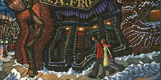 Michael Birawer Annual Holiday Show
