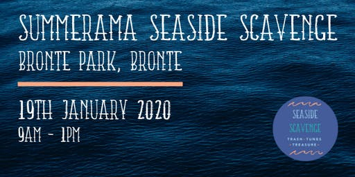 Summerama Seaside Scavenge
