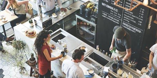 Création d'un restaurant et concept alimentaire