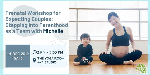 Prenatal Workshop for Expecting Couples: Stepping into Parenthood as a Team