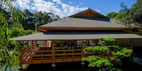 Sound Healing Meditation-Friendship Garden Balboa Park tickets