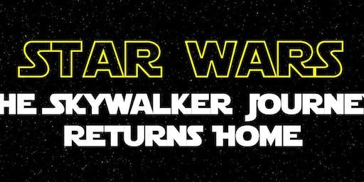 Star Wars: The Skywalker Journey Returns Home