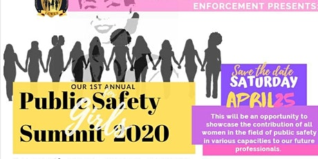 Public Safety Summit for Girls tickets