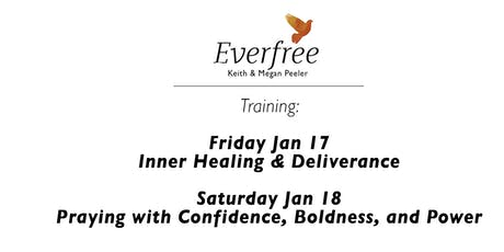 A training weekend with Everfree tickets