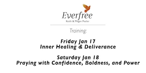 A training weekend with Everfree