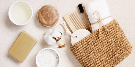 GODDESS WORKSHOP - PERSONAL CARE WITH NATURAL PRODUCTS AND ESSENTIAL OILS