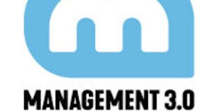 Management 3.0 - 2 Day Foundation Workshop tickets