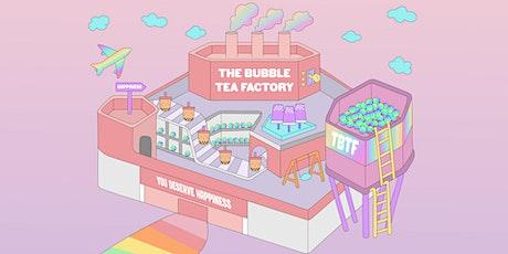 The Bubble Tea Factory - Thu, 16 Jan 2020 tickets