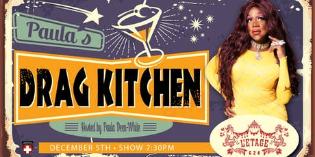 Paula's Drag Kitchen tickets