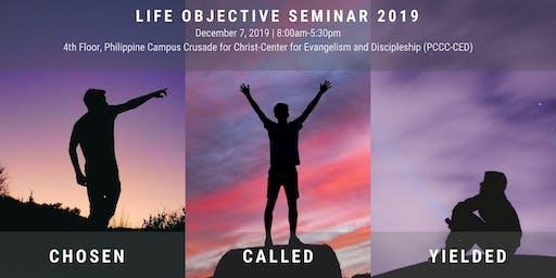 Life Objective Seminar
