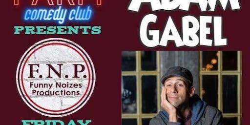 New York's Funny Man, Adam Gabel & Friends