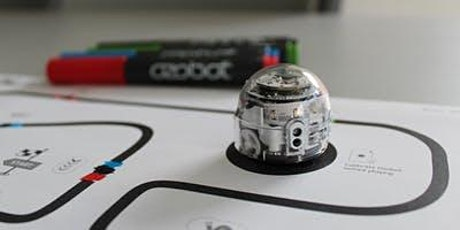 Spheros and Ozobots, Ages 5-12, FREE tickets