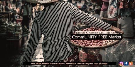 Share n Swap Free Community Market_December tickets