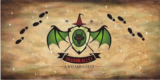 Dragon Alley - A Wizard's Fest