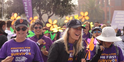 Celebrate the 2019 SF Walk to End ALZ!!!