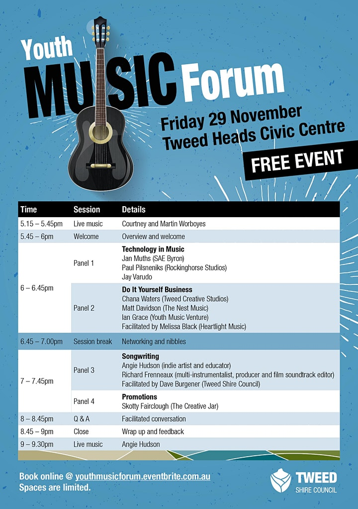 Youth Music Forum image