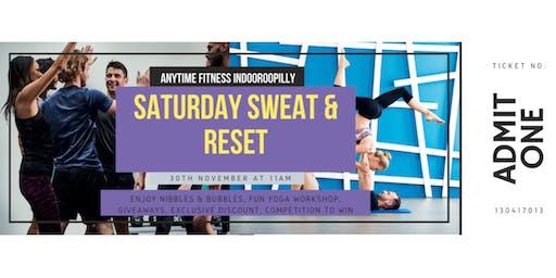Saturday Sweat & Reset