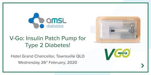 AMSL Diabetes presents the V-Go Insulin Patch Pump (Type 2 Diabetes)