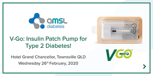 AMSL Diabetes presents the V-Go Insulin Patch Pump (Type 2 Diabetes)