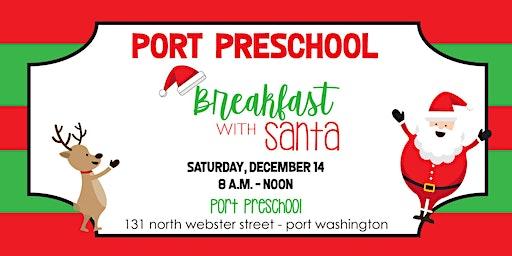 Port Preschool Breakfast with Santa