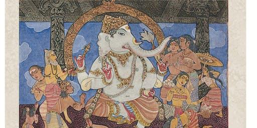 Loving Ganesha Book Launch by Satguru Bodhinatha Veylanswami