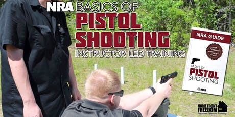 NRA Basics of Pistol Shooting Course 01/23/2020 tickets